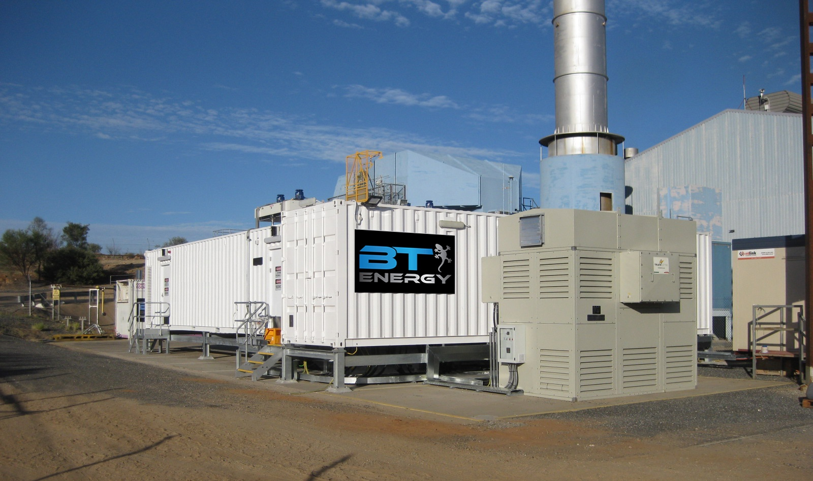 6MVA Utility-scale Battery Energy Storage System (BESS) Alice Springs Northern Territory Australia