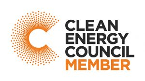 Clean Energy Council Australia Membership Logo