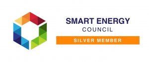 Smart Energy Council Australia Silver Membership Logo