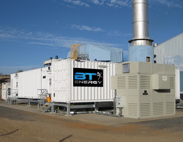 6MVA Utility-scale Battery Energy Storage System (BESS)
