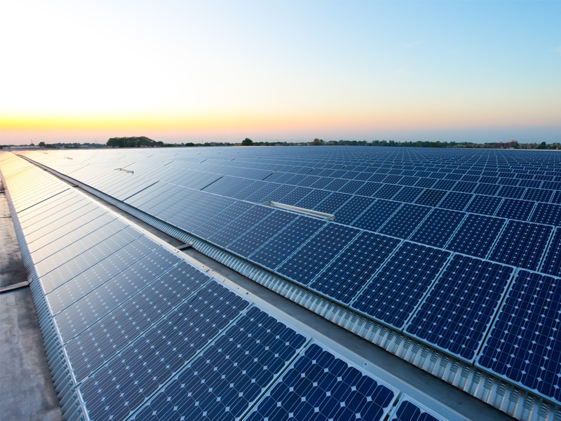 Commercial Solar PV Technology