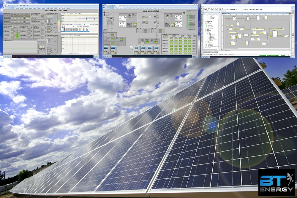 BT Energy Solar PV Sky Weather Camera